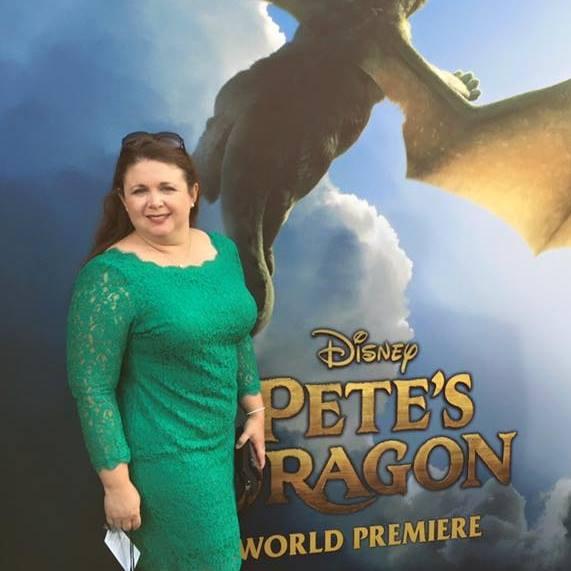 Petes Dragon Green Carpet