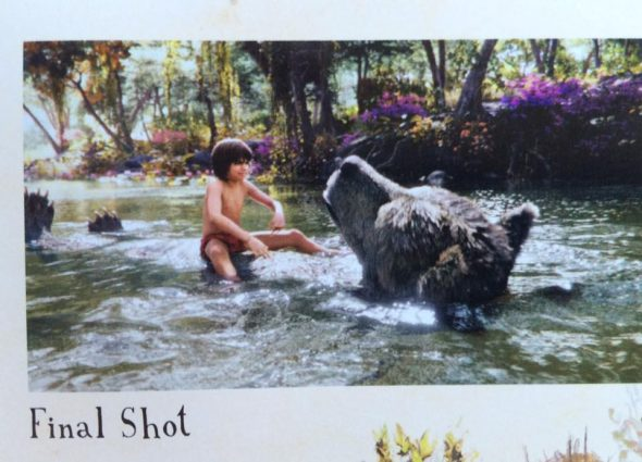 The Jungle Book Behind the Scenes