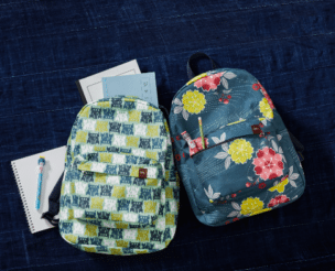Tea Collection Backpacks