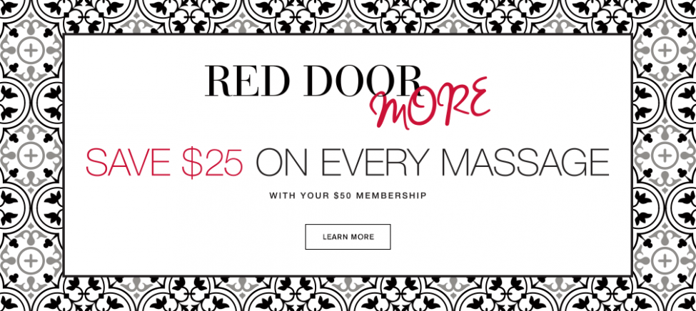 RED DOOR SPA COUPONS PRINTABLE