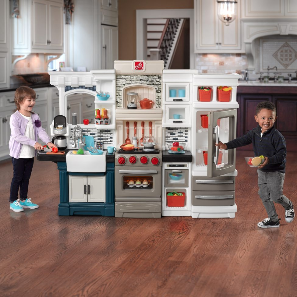 Grand Kitchen Set Toysrus