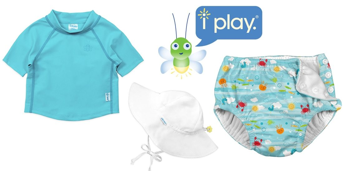 Win an i play. swim diaper, rash guard, and sun hat in US Japan Fam's $360 value Summer Goodies for the Kiddies Giveaway #SGFTKGiveaway!!