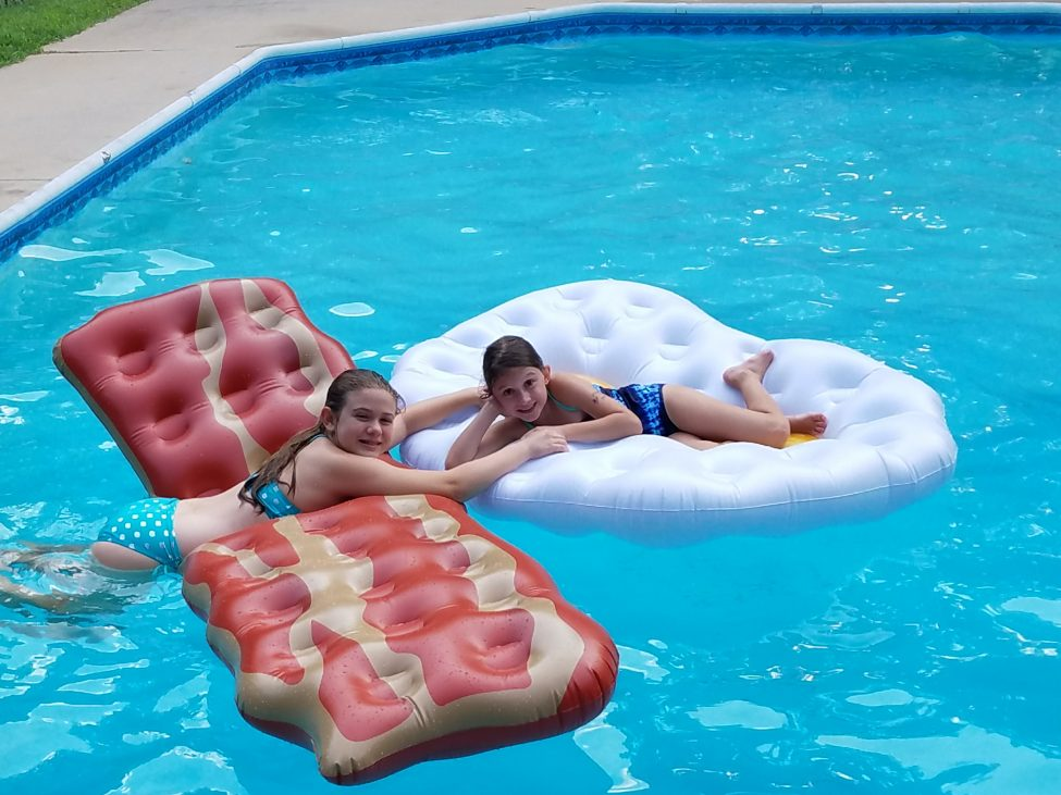 Coolest pool float ever the image kid for Pool floats design raises questions