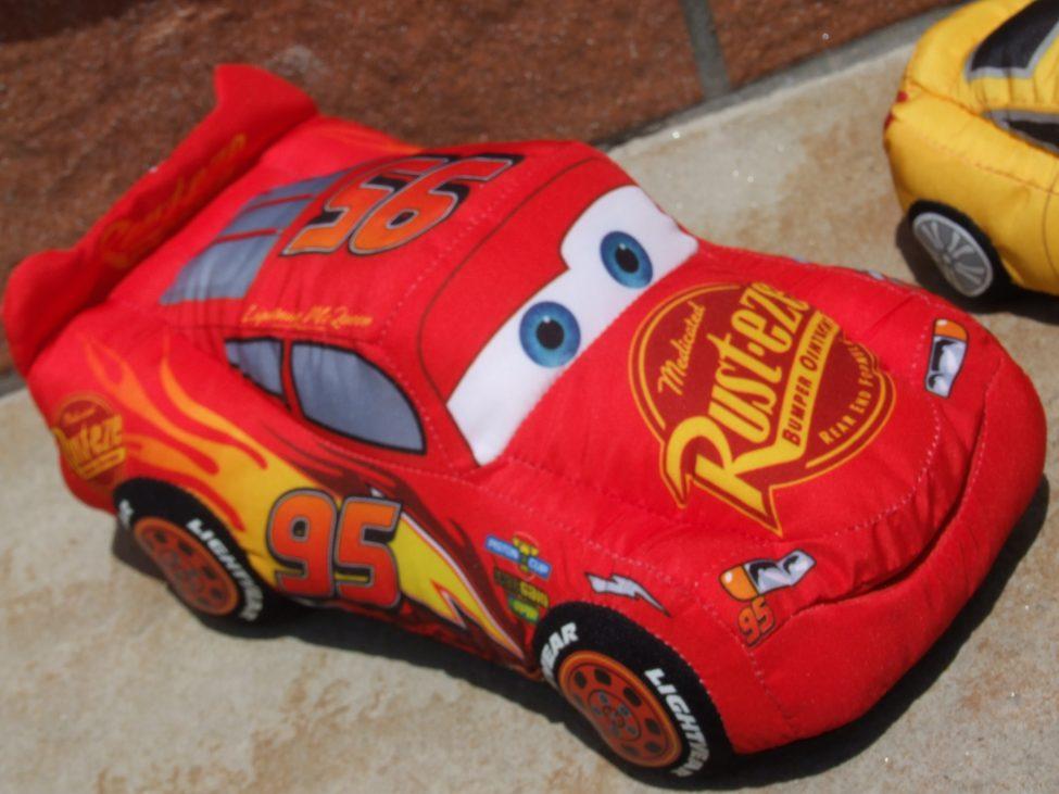 Cars Three Lightning Mqeen Crashing
